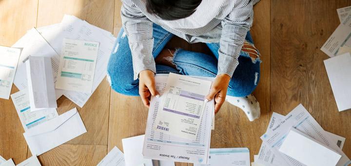 organizar facturas