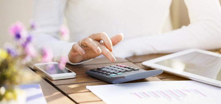 calculadora finanza